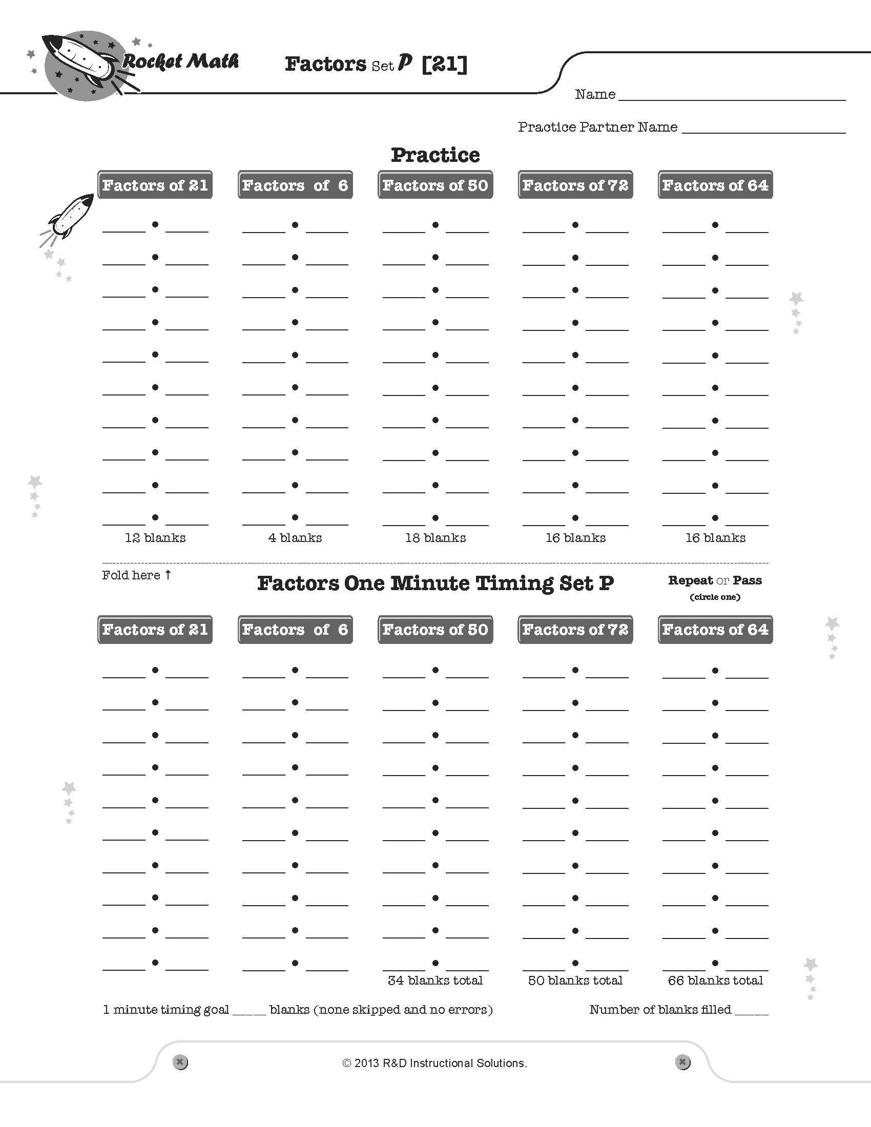 Free Rocket Math Worksheets addition color worksheets business – Rocket Math Addition Worksheets