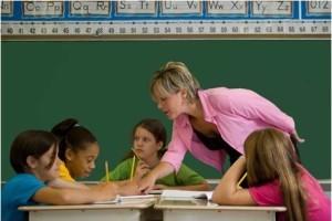 Teacher active monitoring