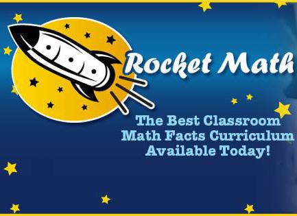 ROCKET MATH | Rocket Math